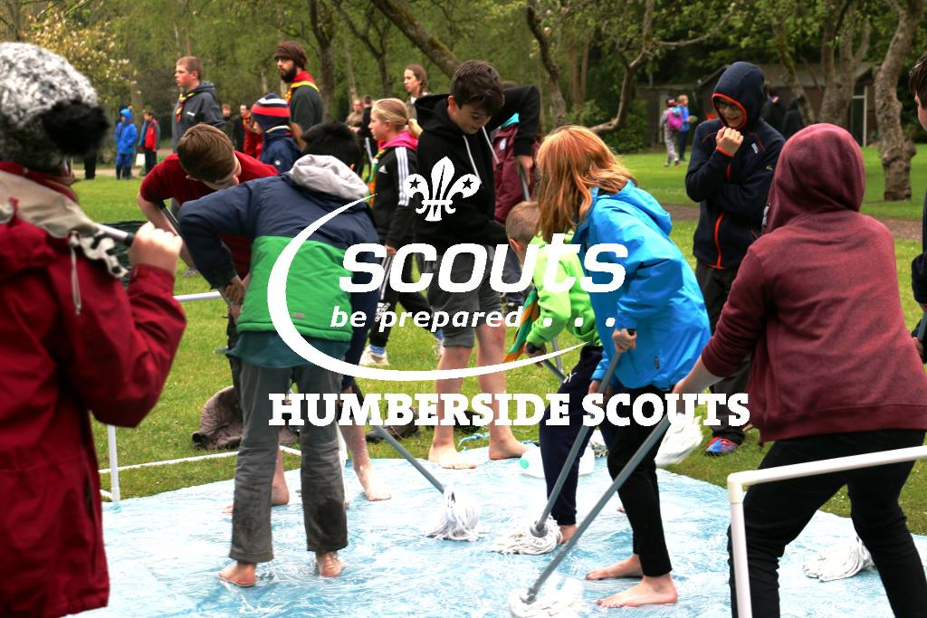 Humberside County Scout Camp 2017 Monday Activities