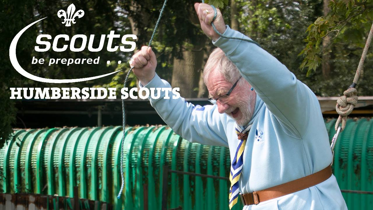Humberside County Scout Camp 2017 Sunday Activities
