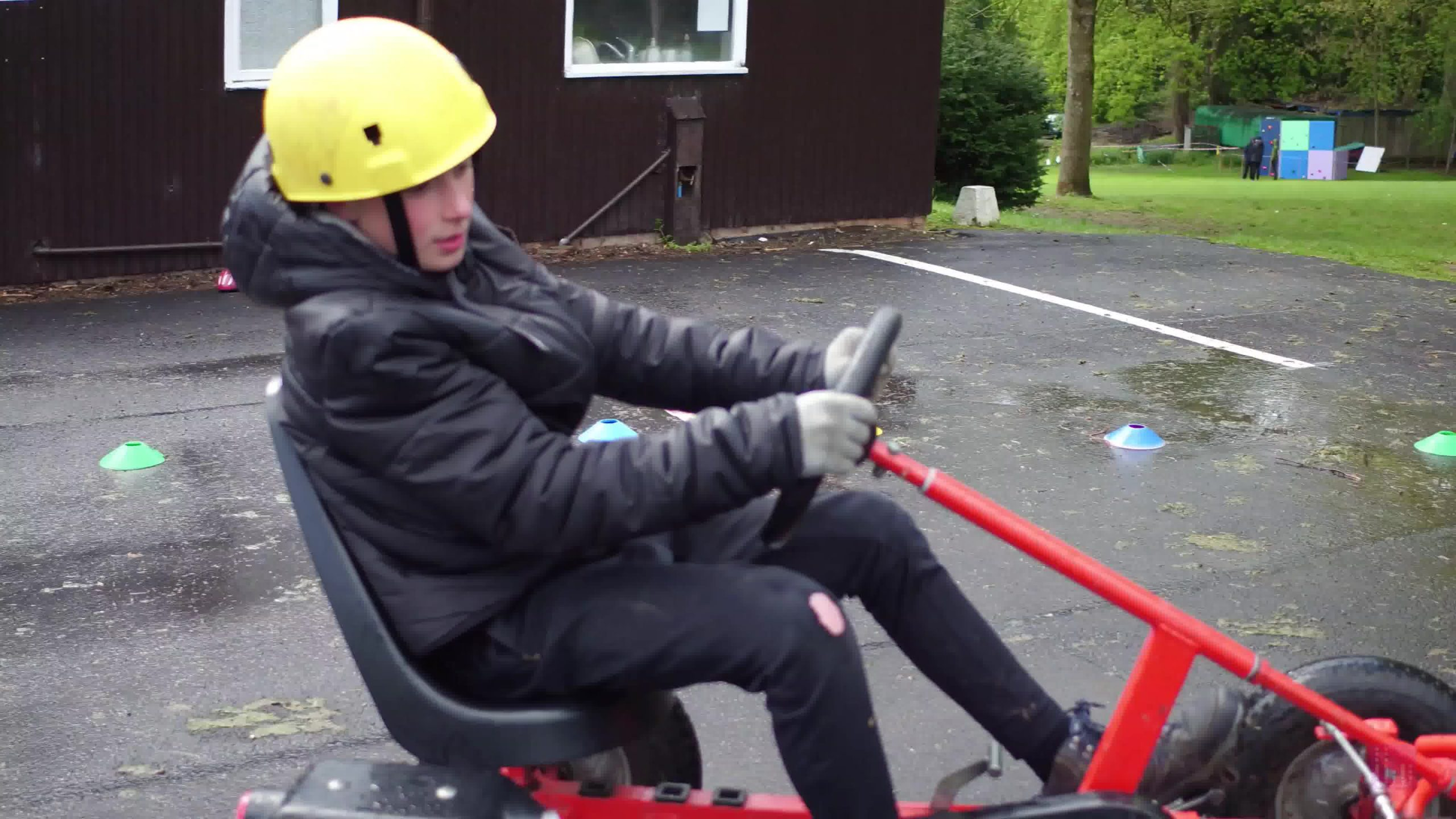 Humberside County Scout Camp 2019 - Go Karts